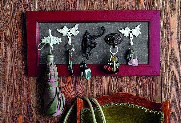 Декор ключницы