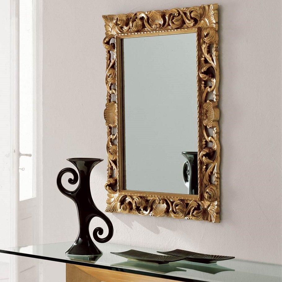 Способы крепления зеркала к стене