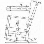 Схема кресла