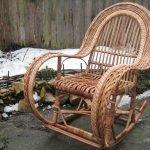 Кресла качалки 20 века