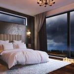 Спальня и остекление
