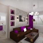 Цветовое решение квартииры