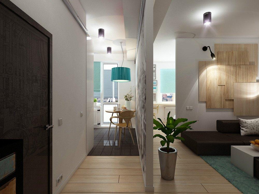 Дизайн однокомнатных квартир хрущевок фото