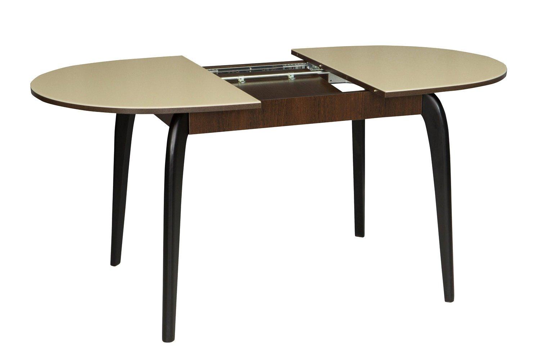 Стол с поворотно-раскладным механизмом