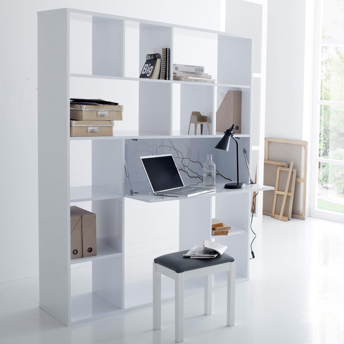 Стол-стеллаж для кабинета
