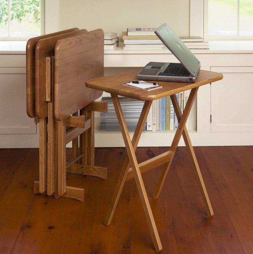 Конструкция раскладного стола