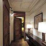 Особенности дизайна узкого коридора