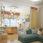 Квартира для семьи с ребенком
