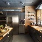 Кухня и ее отделка