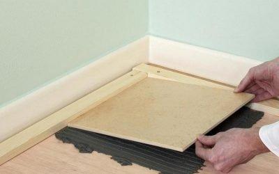 Можно ли класть на деревянный пол плитку