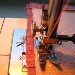 Сшиваем на машинке