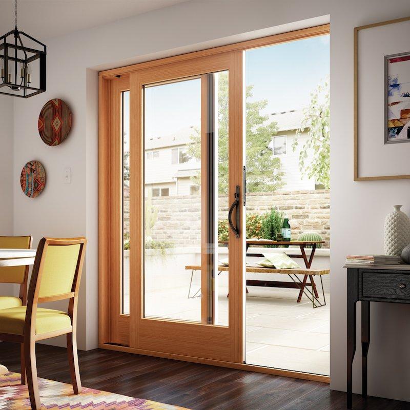 Выбор раздвижной двери для интерьера