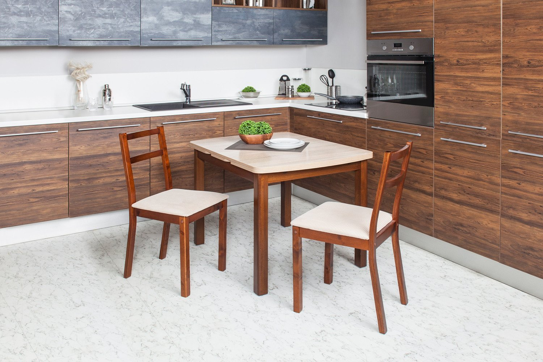Столы обеденные кухонные фото