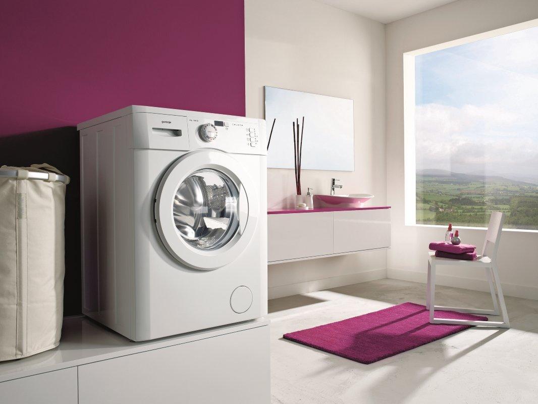 Современная стиральная машинка
