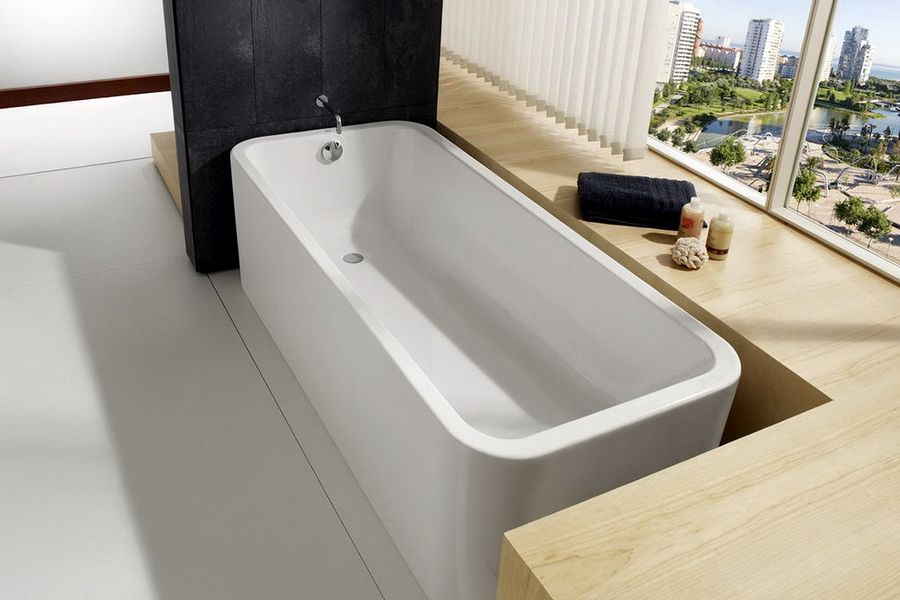 Размер ванны стандартной