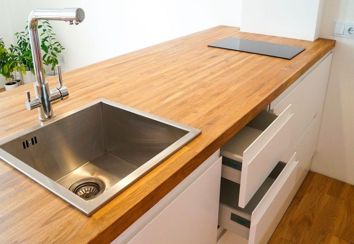 Размеры столешницы для кухни - мой совет