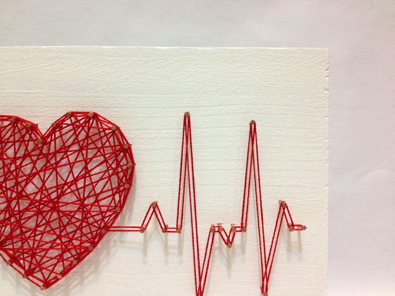 Картина сердце
