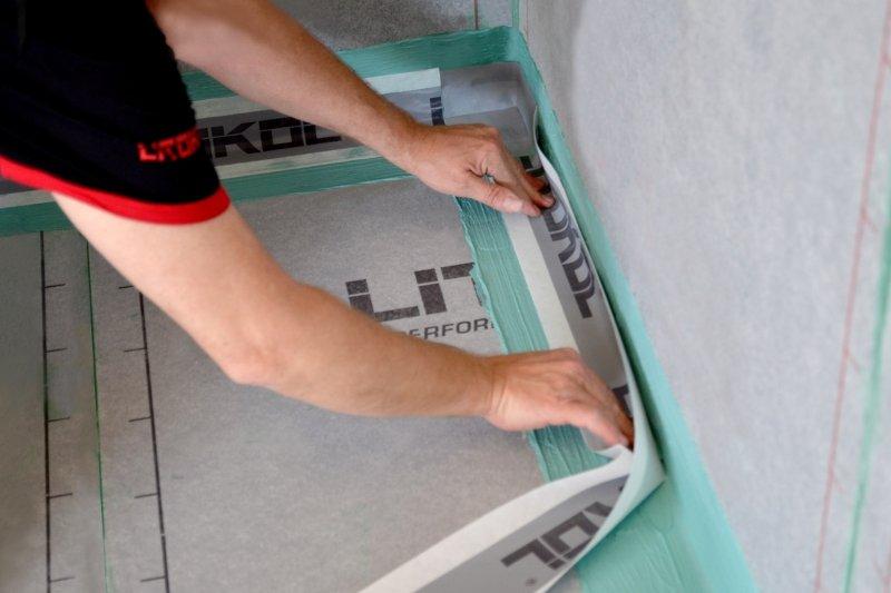 Как сделать трап для душа в полу под плитку