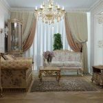 Богатство и изящество в стиле рококо