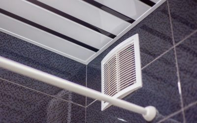 Вентиляция в ванной комнате и туалете: принципы обустройства