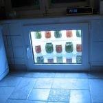 Холодильник с подсветкой