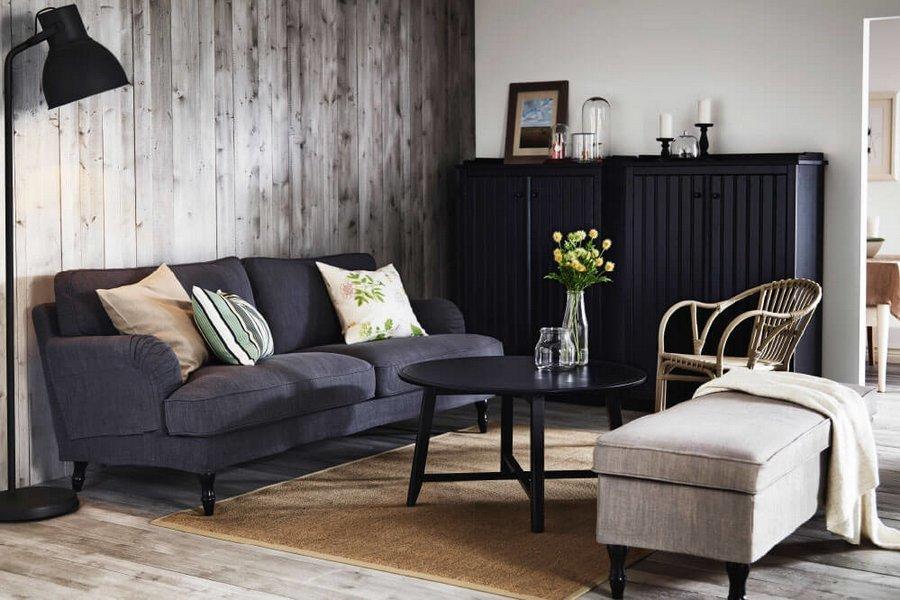 Как расставить мебель в комнате