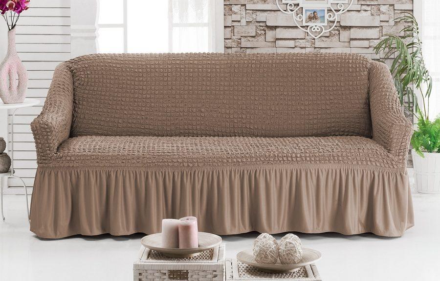 Как сшить чехол на диван