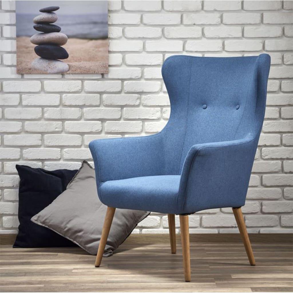 Мягкое кресло с подлокотниками из фанеры