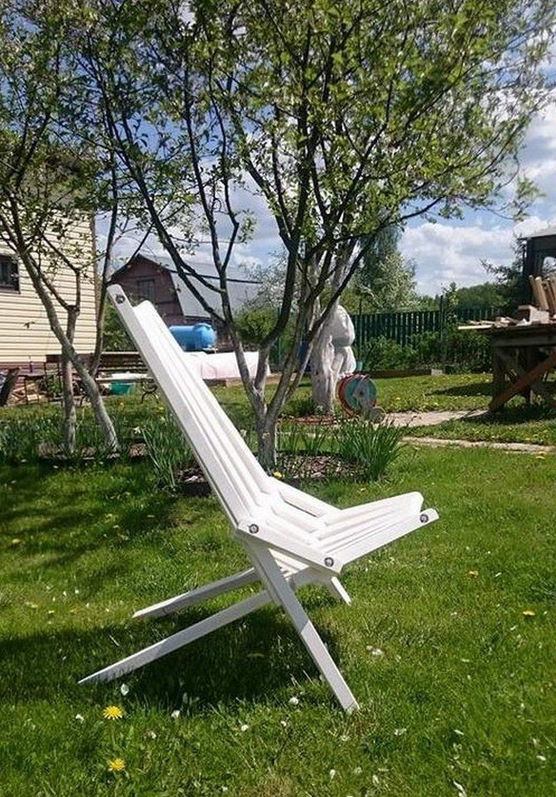 Складное садовое кресло Кентукки