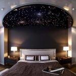 Звездное небо над кроватью