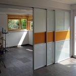 Каскадные двери
