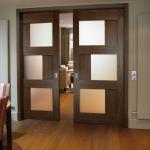 Двери распашные