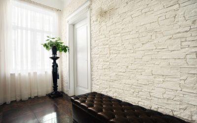 Декоративная гипсовая плитка под камень и кирпич