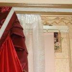 Как повесить шторы