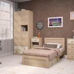 Мебель из дерева в детской