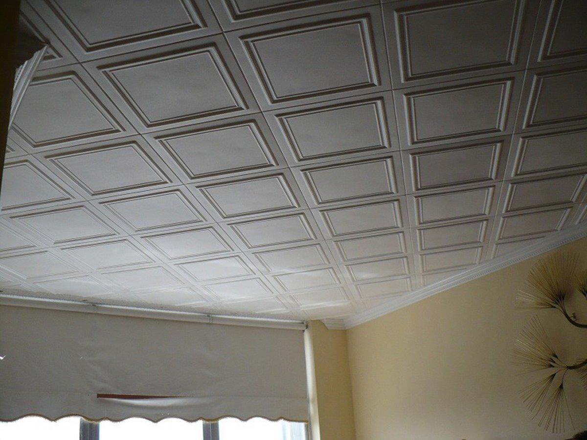 кто виды потолочных плиток фото белые занавески