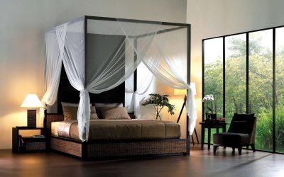 Кровать с балдахином: виды и модели