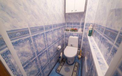 Отделка туалета пластиковыми панелями: пошаговая инструкция отделки своими руками
