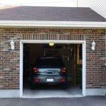 Черепица на гараже