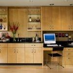 Кухня и рабочее место