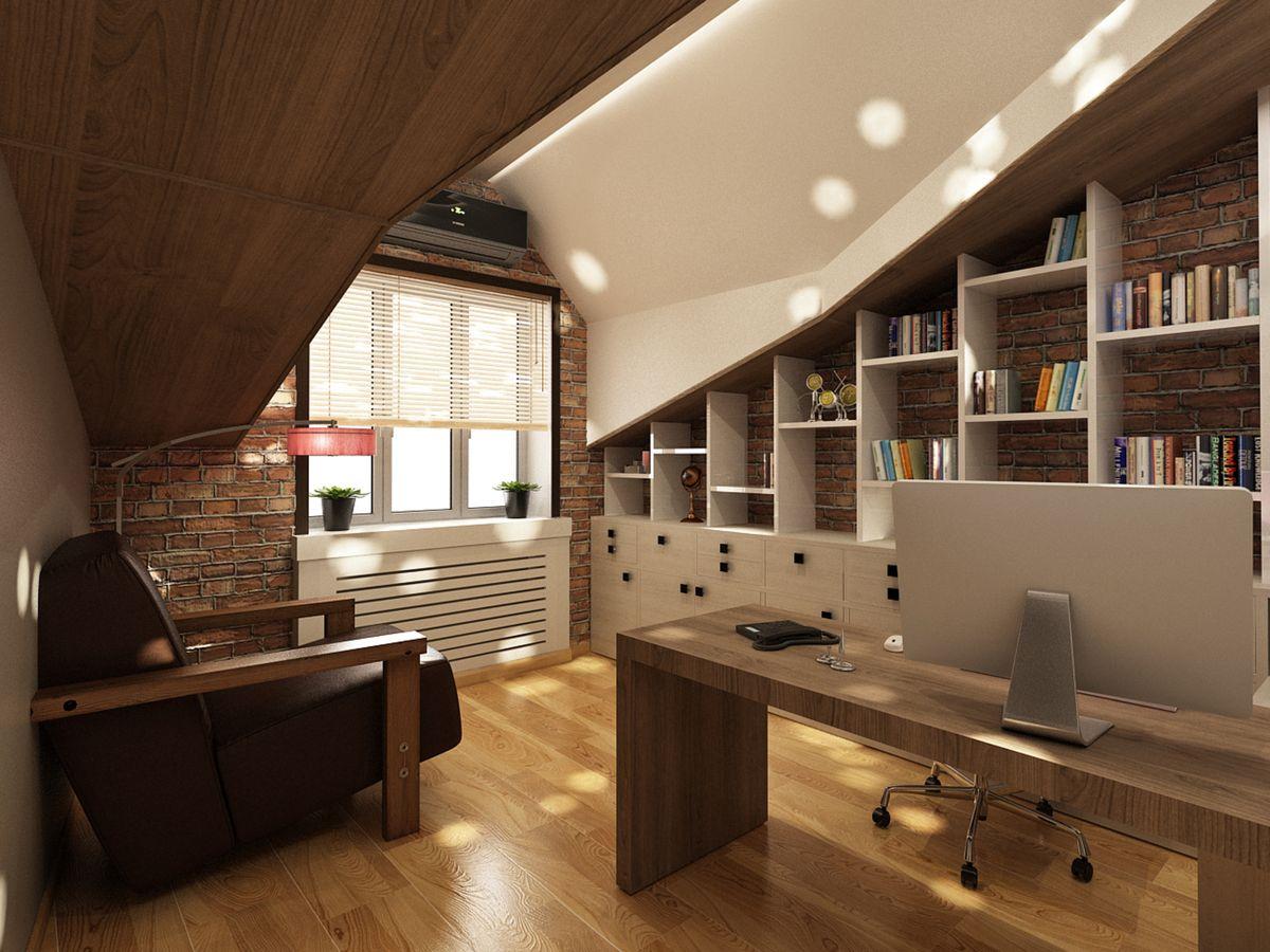 известность современных библиотека на чердаке в частном доме фото женой геленджик