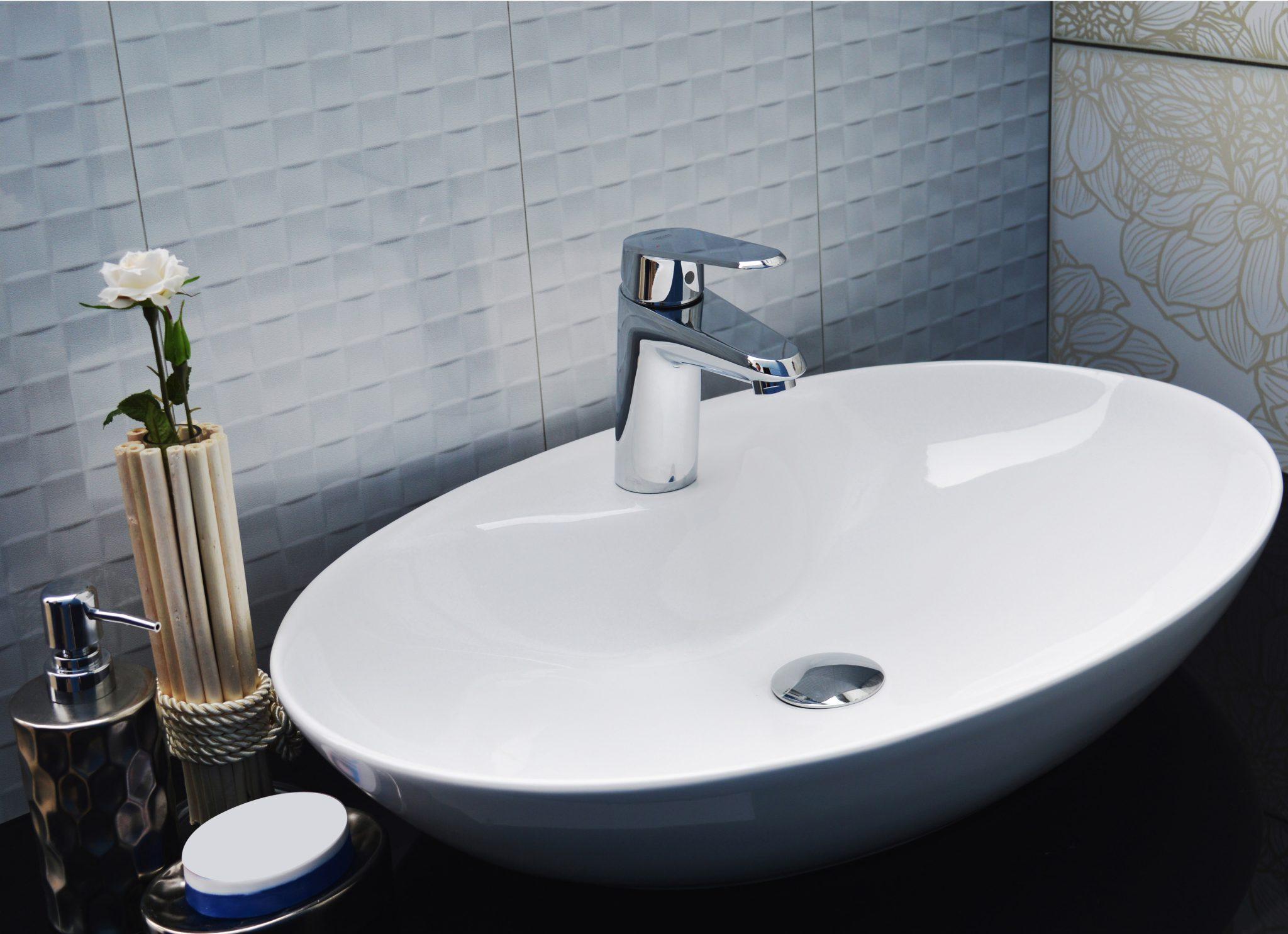 Раковины «чаша» в ванной