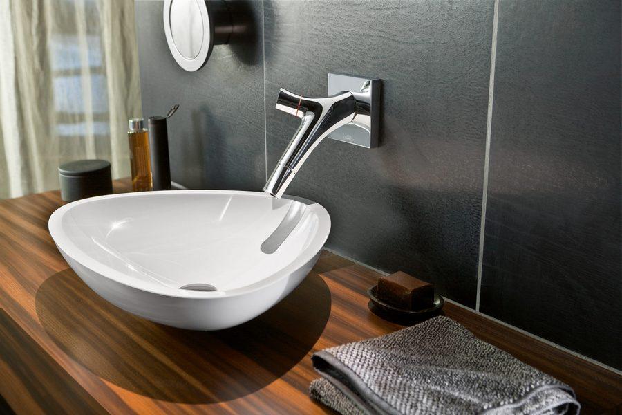 Размеры раковины для ванной комнаты: выбор по видам и размерам
