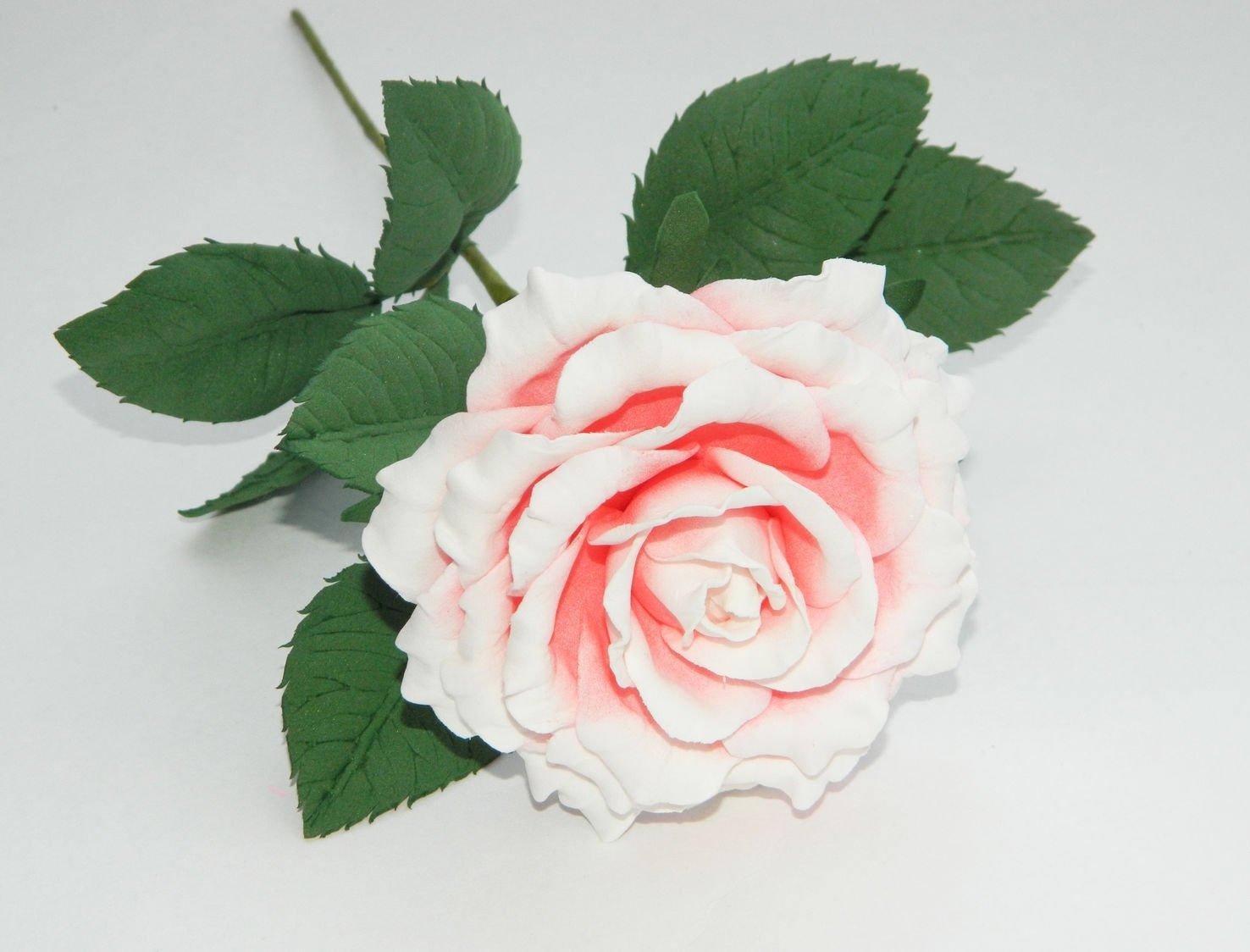фотографии розы из фома фото мк сильное