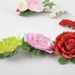 Варианты роз