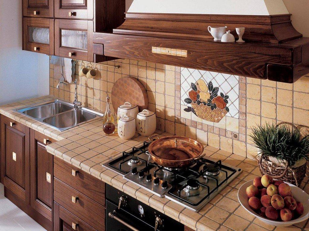 Высота от пола до фартука на кухне