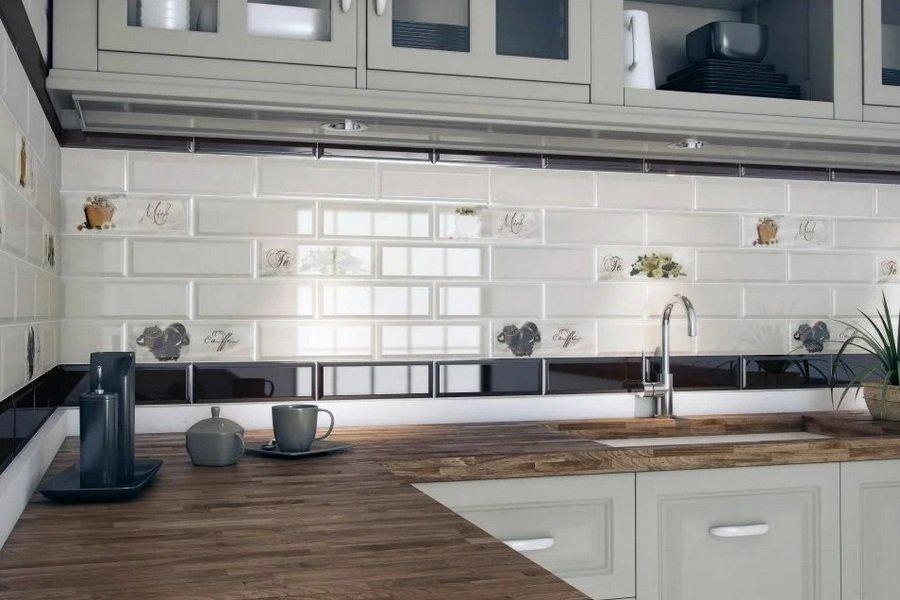 Высота фартука на кухне
