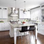 Мебель с мраморными столешницами