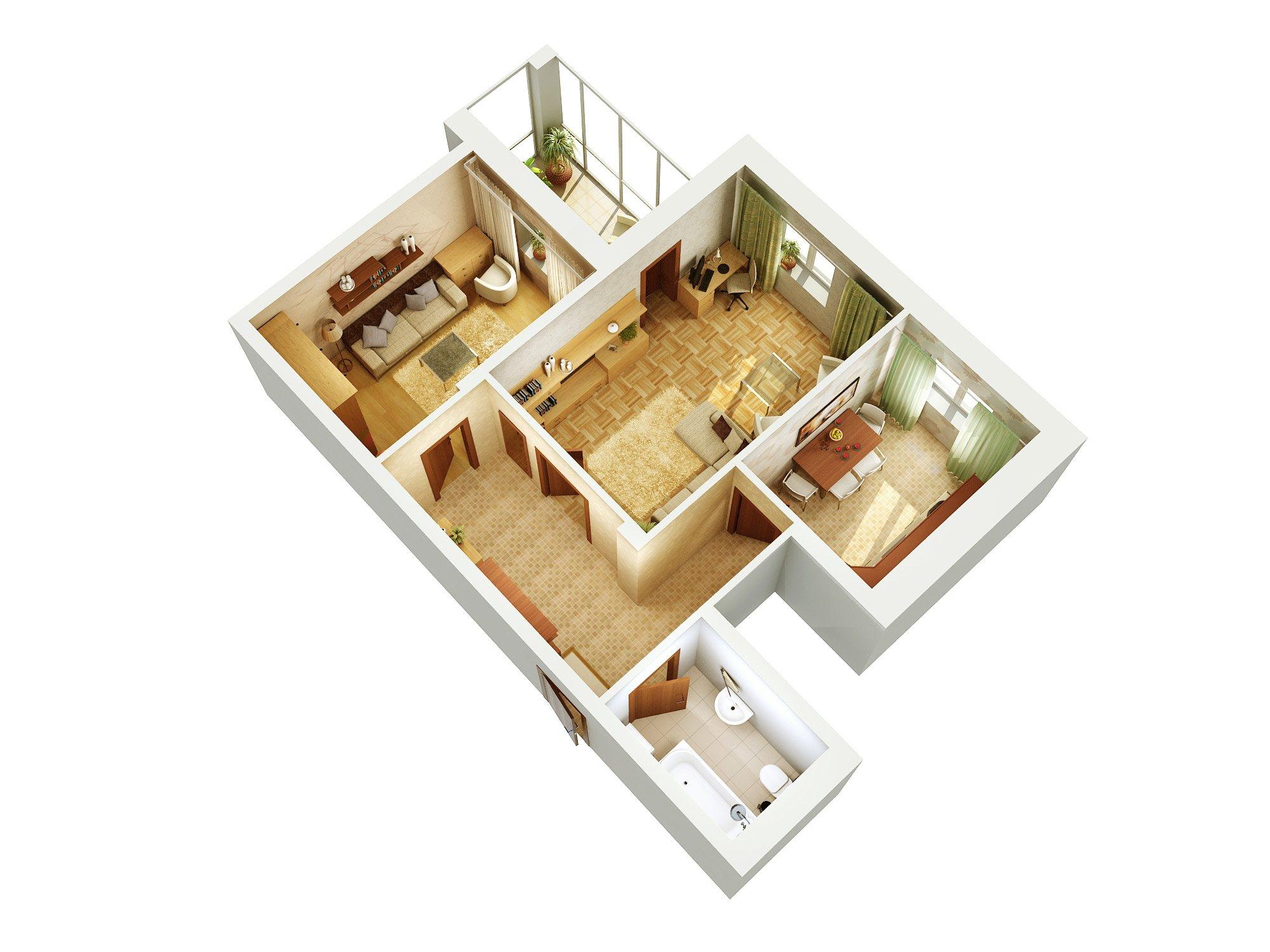 Эта кухня только кажется уютной, на самом деле это пространство можно было спроектировать в 100 раз лучше