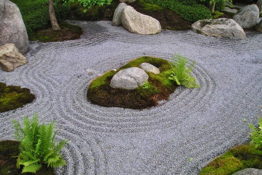 Инструкция, как своими руками сделать сад камней своими руками